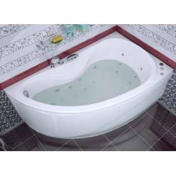 Акриловая ванна Мальдива (Maldiva) 150×90 правая