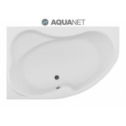 Акриловая ванна Капри (Capri) 170×110 левая