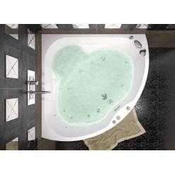 Акриловая гидромассажная ванна Виториа (Vitoria) 130×130