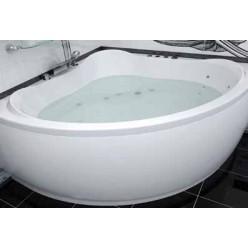 Акриловая гидромассажная ванна (форсунки Шампань) Мальта Нью (Malta New) 150×150