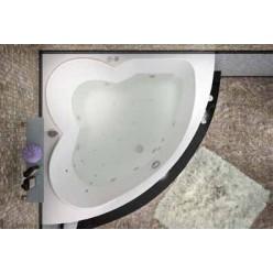 Акриловая гидромассажная ванна (форсунки Шампань) Манила (Manila) 150×150