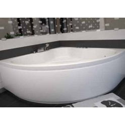 Акриловая гидромассажная ванна (форсунки Шампань) Сантьяго (Santiago) 160×160