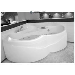 Акриловая гидромассажная ванна (форсунки Шампань) Беллона (Bellona) 165×165