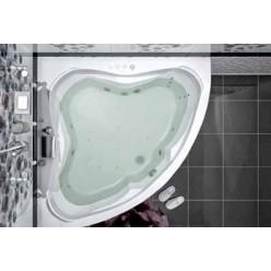Акриловая ванна Флорес (Flores) 150×150