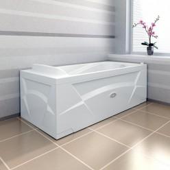 "Гидромассажная ванна ""Роза"" Chrome Комплект"