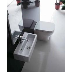 Унитаз приставной Galassia Plus Design 6113