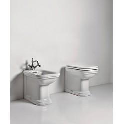 Унитаз приставной Kerasan Waldorf 55 см