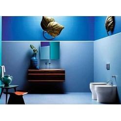 Унитаз приставной Azzurra Glaze GLZ100/P