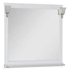 Зеркало Aquanet Валенса 110 белое
