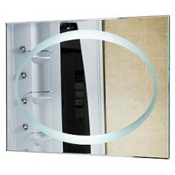 Зеркало Aquanet TH-R-40 80x60
