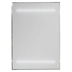 Зеркало Aquanet LED-04 50x70