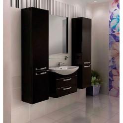 Зеркало Акватон Ария 65 черный глянец