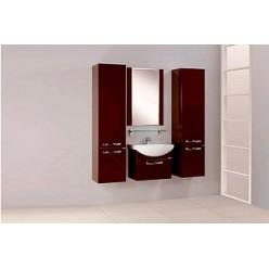 Зеркало Акватон Ария 65 темно-коричневое