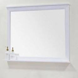 Зеркало Акватон Идель 105 дуб белый
