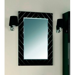 Зеркало Акватон Венеция 65 черное