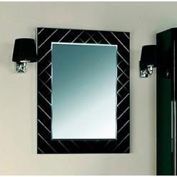 Зеркало Акватон Венеция 75 черное