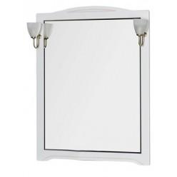 Зеркало Aquanet Луис 100 белое