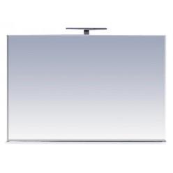 Зеркало Misty Атланта 107 белое