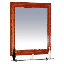 Зеркало Misty Fresko 75 красное краколет
