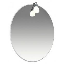 Зеркало Triton Лира 65 с подсветкой