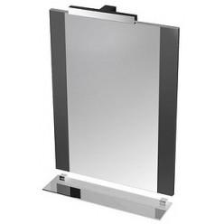 Зеркало Triton Ника 60 с подсветкой, черное