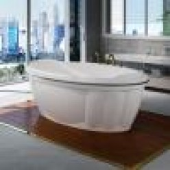 """Акриловая ванна """"Гранада"""" с панелью"""
