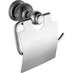 Настенный держатель туалетной бумаги (chrome)
