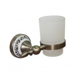 Настенный держатель-стаканчик Bronze