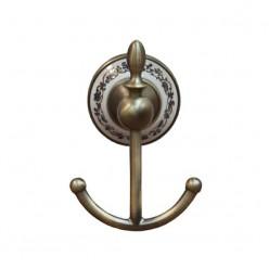Крючок для одежды Bronze