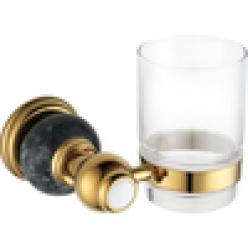 Настенный держатель-стаканчик (gold)