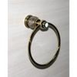 Полотенцедержатель-кольцо (bronze)