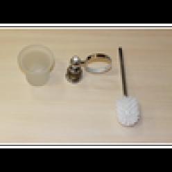Настенный держатель для ершика (chrome)