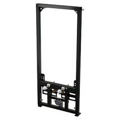 Комплект Биде подвесное Laufen Pro 8.3095.2.000.302.1 + Система инсталляции для биде AlcaPlast A105/1200 + Смеситель Grohe Eurosmart 32929002 для бид