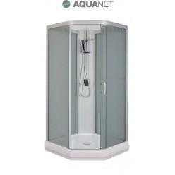 Душевая кабина Aquanet Penta New 90х90, стекло тонированное