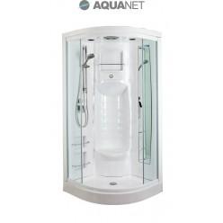 Душевая кабина Aquanet FIJI New 95х95, без пара и гидромассажа, стекло прозрачное
