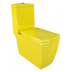 Унитаз-моноблок Arcus 050 yellow