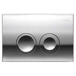Комплект Унитаз подвесной Am.Pm Spirit C701739SC с микролифтом + Система инсталляции для унитазов Geberit Duofix Delta 458.124.21.1 3 в 1 с кнопкой с