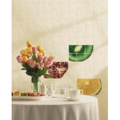 Coctail Декор светло-бежевый Лимон (C-CT2K304) 20x30
