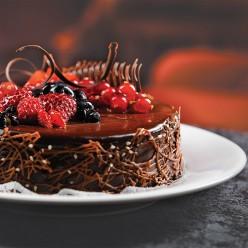 Cake multifruit Декор 10х10