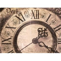 Clock Панно P2-2D176 40х30 (из 2-х пл.)