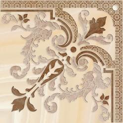 Agat Декор напольный бежевый (AW6E012DT) 44x44