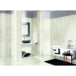London Onyx bianco Бордюр 4x30,5