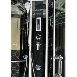 Душевая кабина Aqua Joy Modern AJ-3950 черная стенка