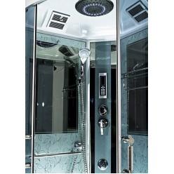 Душевая кабина Aqua Joy Modern AJ-3960 серая стенка