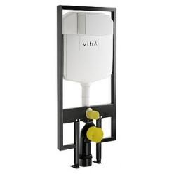 Комплект VitrA Normus 9773B003-7201 кнопка белая