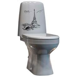 Унитаз-компакт Оскольская керамика Эльдорадо Париж