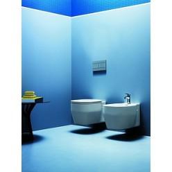 Унитаз подвесной Azzurra Glaze GLZ100/SOSK