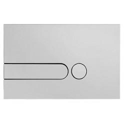 Комплект Унитаз подвесной Villeroy & Boch O'Novo 5660 H101 alpin + Система инсталляции для унитазов Jacob Delafon E5504-NF + Кнопка смыва Jacob Delaf