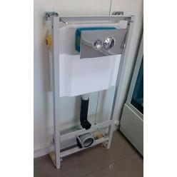 Комплект Villeroy & Boch Subway 6K041001 с кнопкой смыва