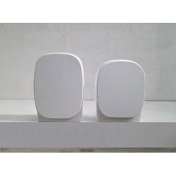 Унитаз подвесной Hidra Ceramica Dial белый